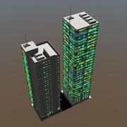 2Buildings_3ds.zip 3d model