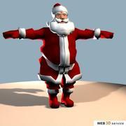 3DS_SantaClaus.3DS 3d model