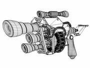 Gun_c4d.zip 3d model