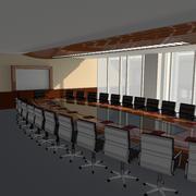 Pokój Zarządu 3d model