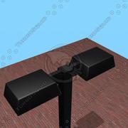 streetlamp_MAX 3d model