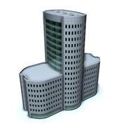 City Building 1.1(c4d).zip 3d model