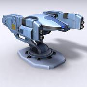 sentinel.max 3d model