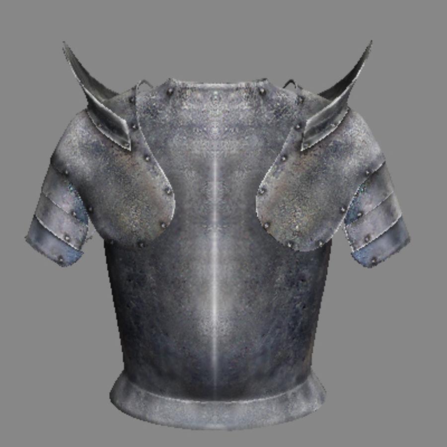 Armor max 3D Model $9 -  unknown  max - Free3D