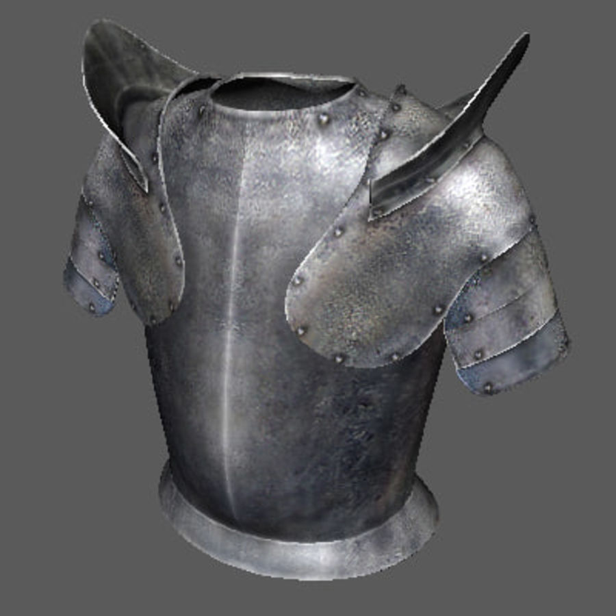 Armor mb 3D Model $9 -  unknown  ma - Free3D