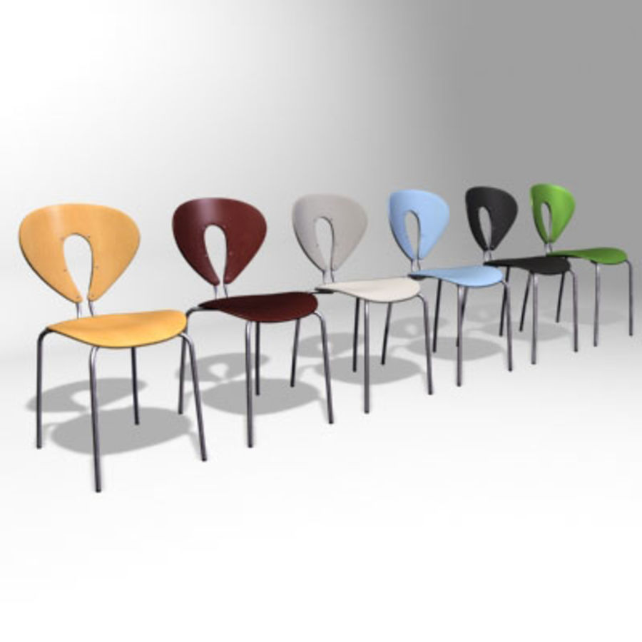 Globus Chair MAX6.zip Royalty Free 3d Model   Preview No. 1