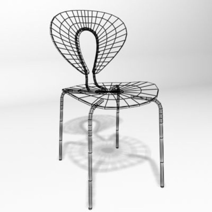 Globus Chair MAX6.zip Royalty Free 3d Model   Preview No. 4