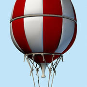 balloon.zip 3d model