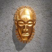 Mask of Queen Idia 3d model