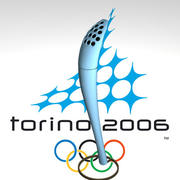 Turin Olympic Torch 2006 3d model