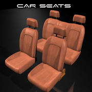 Ultimate Car Seats 3d model