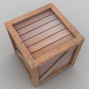 Crate LP 3d model