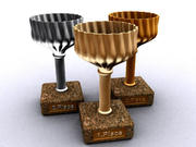 puchar puchar trofeum 3d model