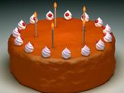 Cake.max 3d model