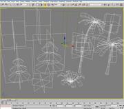 Trees-Pk01_Multi 3d model