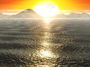 Sun Scene.rar 3d model