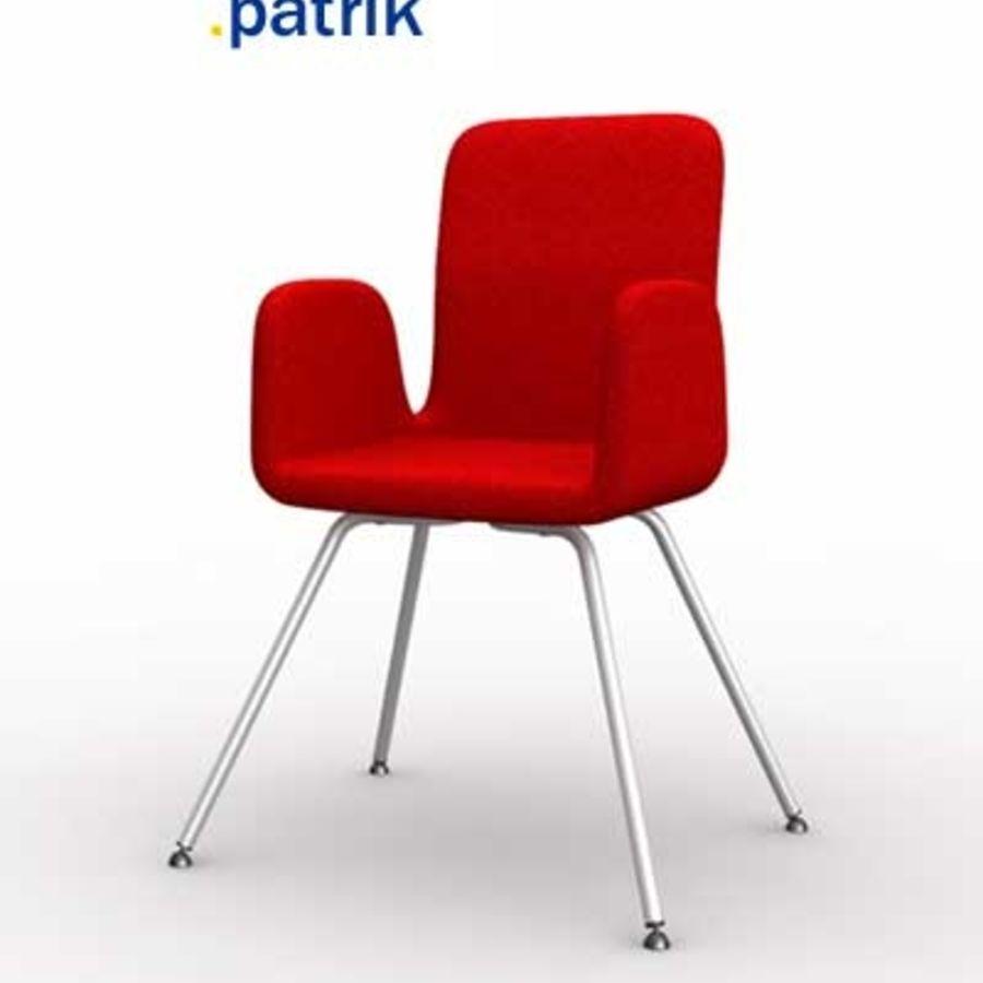 Patrik Silla 3d15max Free3d Modelo Ikea hQCtsrd