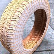 Tire Treads V3 3d model