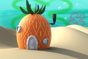 SpongebobsPineapple modelo 3d