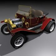 TIGE CHAUD 3d model