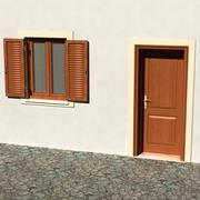 Window & Door 3d model