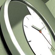 Wall watch modern design 3d model