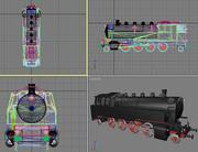 train BR-86.max 3d model