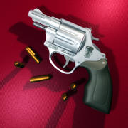 Smith e Wesson 3d model