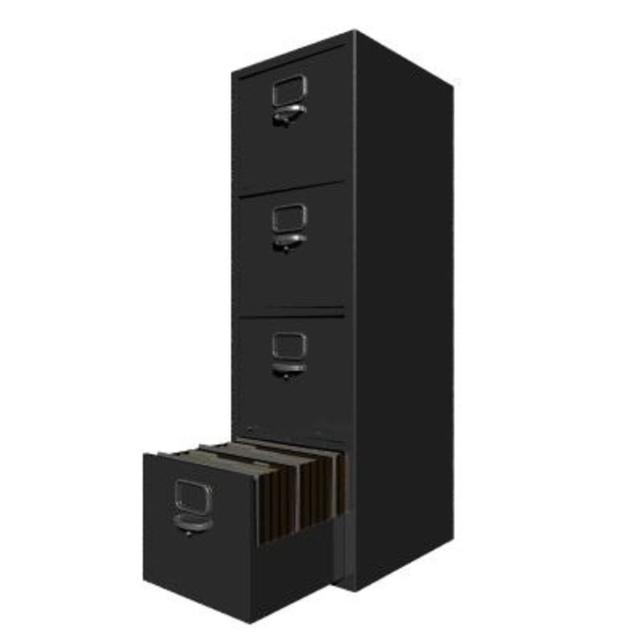 file cabinet 3d model 15 obj lwo 3dm 3ds free3d