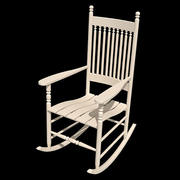 Rocking Chair_3ds.zip 3d model