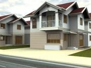 House 2 Storey 03 3d model