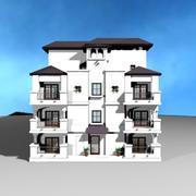 hzbuild1.max 3d model