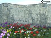 XfrogPlants Billboards: Flowers 2 3d model