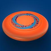 Frisbee (High Detail) 3d model