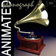 phonograph.zip 3d model