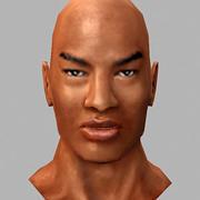 human_male_head_01 3d model