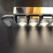 Futuristic Lamp 3d model