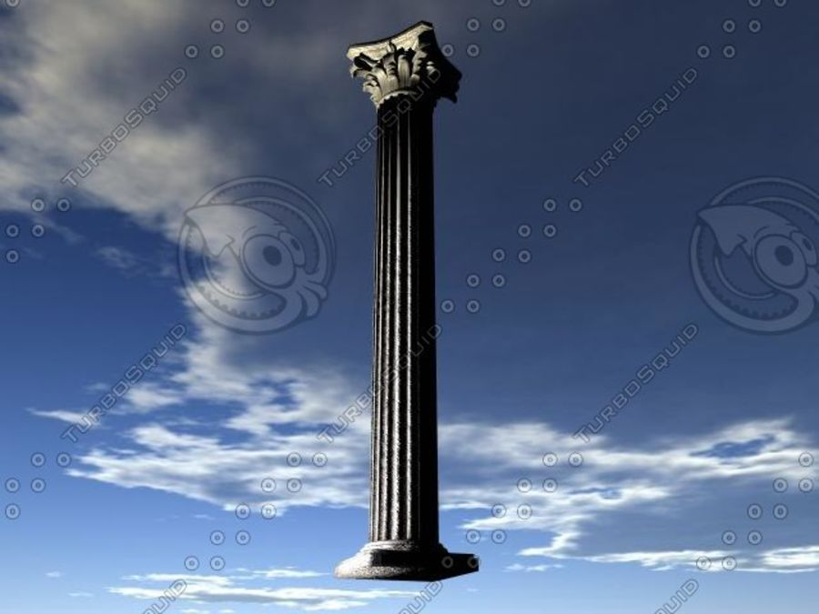 Column.zip royalty-free 3d model - Preview no. 3