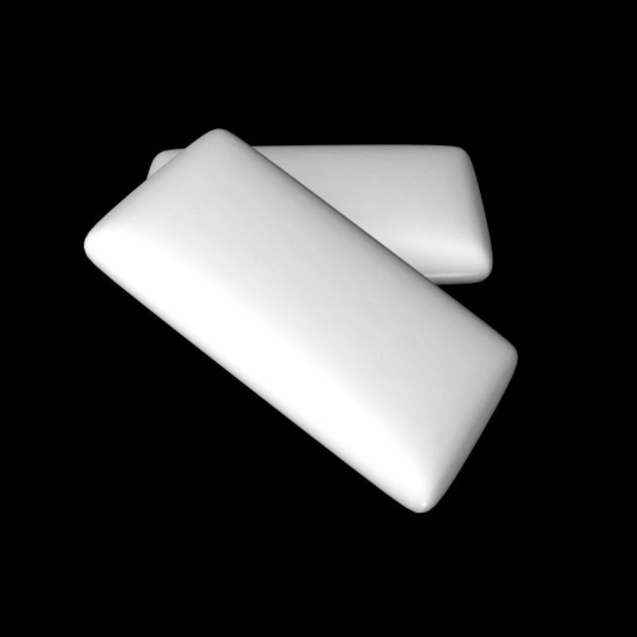 chew.3ds royalty-free 3d model - Preview no. 2