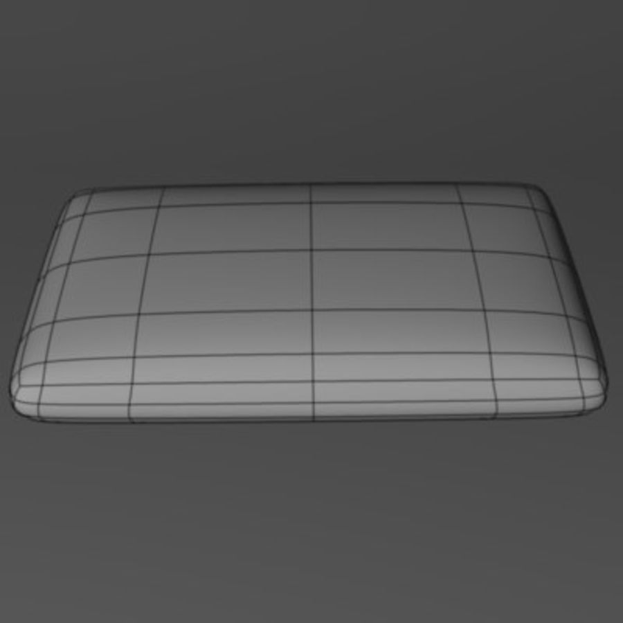 chew.3ds royalty-free 3d model - Preview no. 4