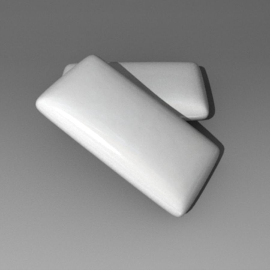 chew.3ds royalty-free 3d model - Preview no. 1