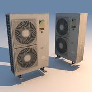 Air conditioner 01 3d model