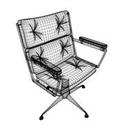 Eames Time Life Chair 3d model