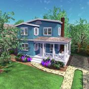 suburbs.mb.zip 3d model
