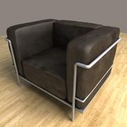 corbu_chair.zip 3d model