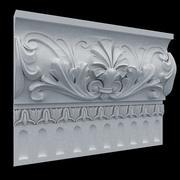 Crown molding 3d model