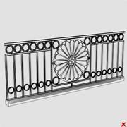 Fence021.ZIP 3d model