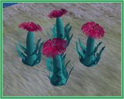 Alien Plant - Aurelius Melania 3d model