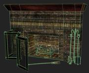 Fireplace.zip 3d model