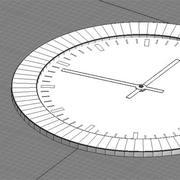 clock 04 3d model